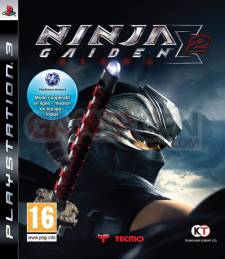 Ninja gaiden Sigma II 2 Test