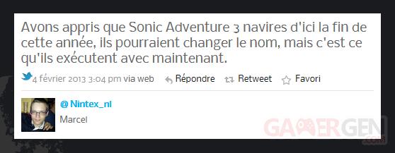 Nouveau projet Sonic screenshot 07022013