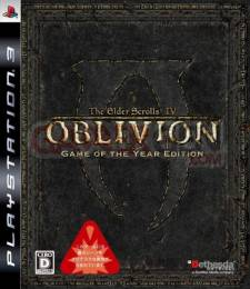 Oblivion covers ps3