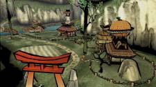 Okami comparaison images screenshots 002