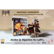 One Piece Pirate Warriors 2 collector