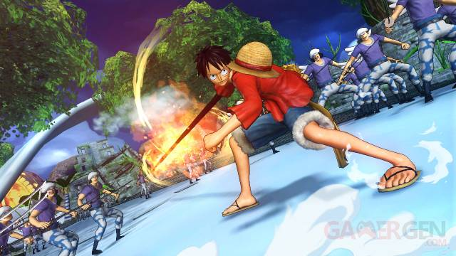 One Piece Pirate Warriors 2 images screenshots 3