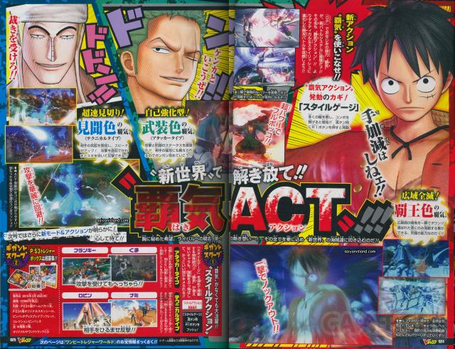 One Piece Pirate Warriors 2 screenshot 19012013 002