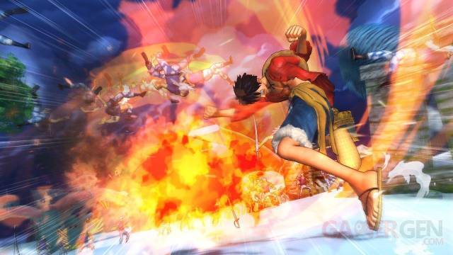 One Piece Pirate Warriors images screenshots 8