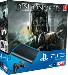 Pack PS3 3D Dishonored
