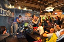 Paris game week tournoi PES 2011 jeuxvideo.fr contre PS3GEN.fr 10