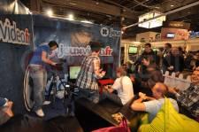 Paris game week tournoi PES 2011 jeuxvideo.fr contre PS3GEN.fr 12