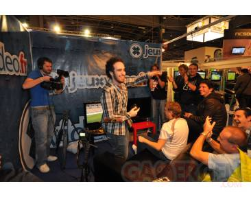 Paris game week tournoi PES 2011 jeuxvideo.fr contre PS3GEN.fr 14