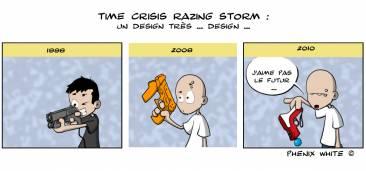 Phenixwhite Time Crisis Razing Storm Actu en dessin 14-06-10-20-06-10