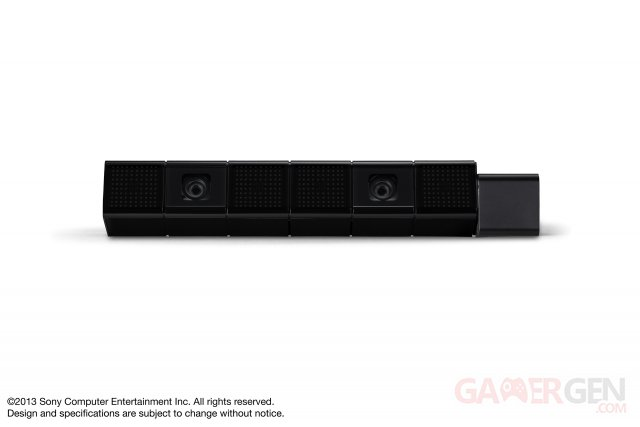 playstation 4 PlayStation 4 Eye camera officiel 002