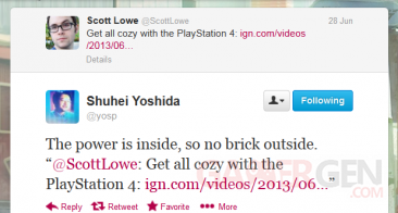 playstation-4-ps4-shuhei-yoshida-yosp-twitter-bloc-alimentation