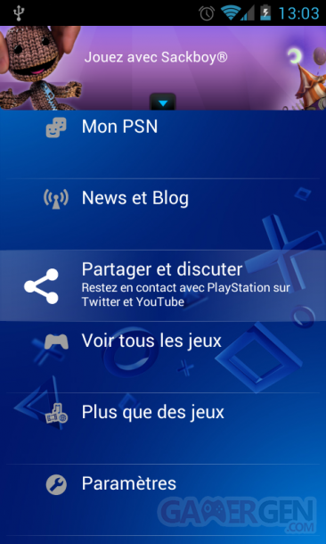 playstation-application-officielle-android-screenshot