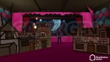 PlayStation Home LittleBigPlanet Sackboy PS PS3 nouveaux lieux LPB