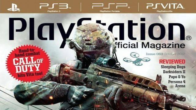 Playstation le magazin officiel scrrenshot