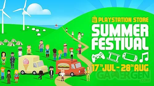 PlayStation Store Summer Festival