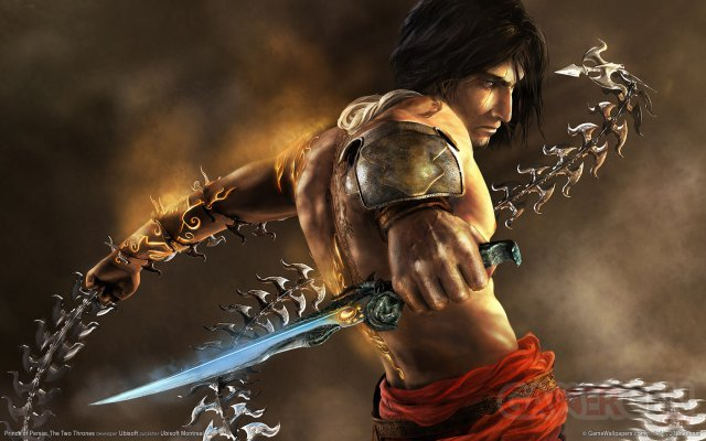 Prince of Persia Les Deux Trones 13.03.2013.