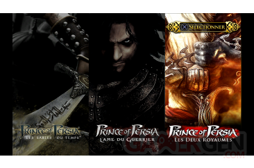 Prince of Persia Trilogy 3D 6