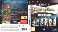 prince of persia trilogy 3D jaquette full