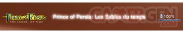 Prince of Persia Trilogy - les sables du temps trophees FULL           1