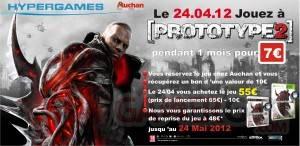 Prototype 2 offre Auchan