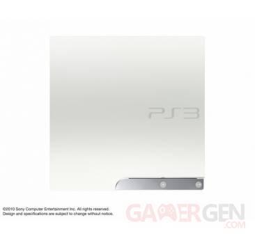 PS3 Slim Blanche Japon Sortie (3)