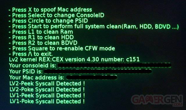 PSN TOOL V1.0