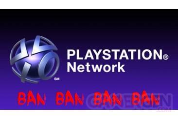 PSNetwork ban ban