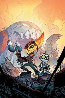 Ratchet-&-et-Clank-comics_1