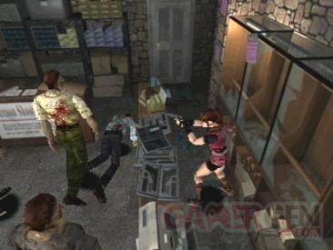 Resident Evil 2 images screenshots