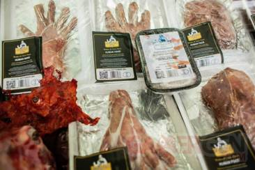 Resident Evil 6 boucherie humaine 2