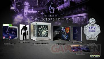 Resident Evil 6 collector