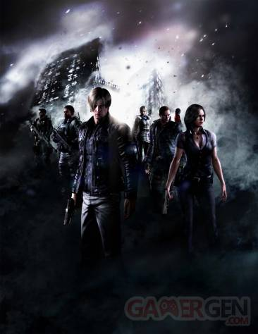 Resident Evil 6 images screenshots 001