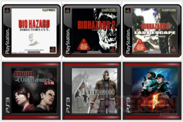 Resident Evil biohazard japon 11.09.2012.