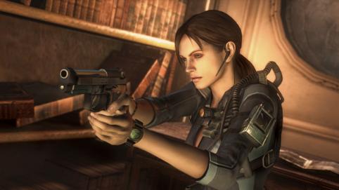 Resident Evil Revelations HD images screenshots  02