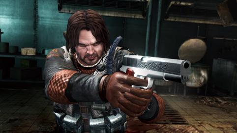Resident Evil Revelations HD images screenshots  03