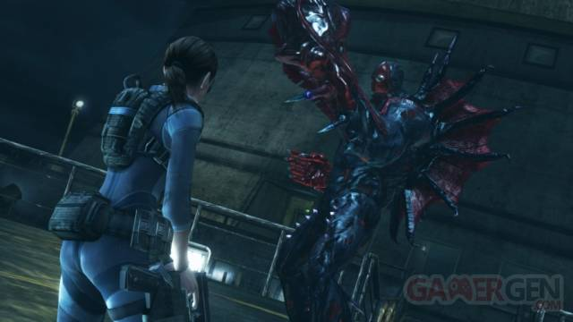 Resident Evil Revelations HD images screenshots 16
