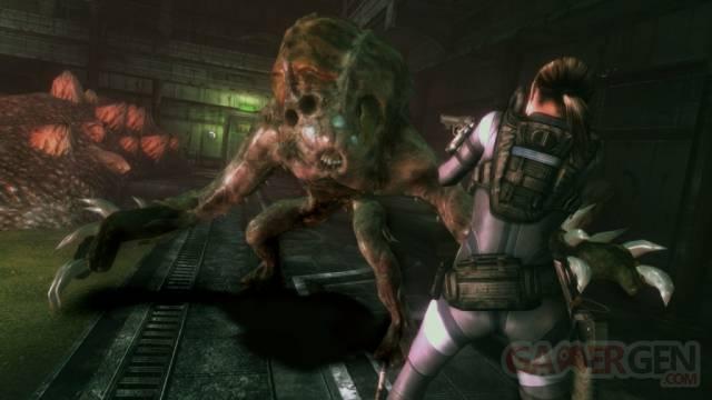 Resident Evil Revelations HD images screenshots 17