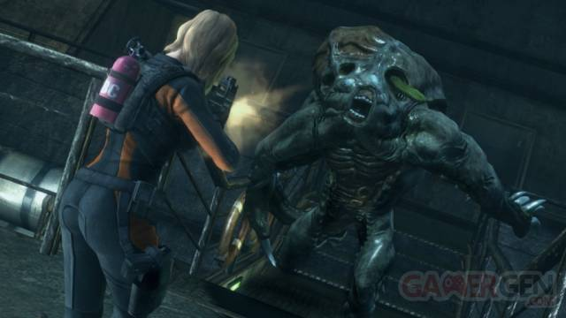 Resident Evil Revelations HD images screenshots 18