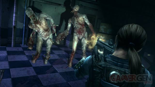 Resident Evil Revelations images screenshots  06