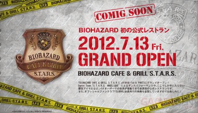 Resient Evil cafe grill tokyo shibuya 25 (3)
