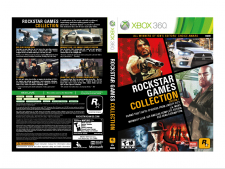 Rockstar Game Collection jaquette 1