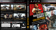 Rockstar Game Collection jaquette 2