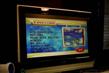 Sega Zone nouvelle console 4
