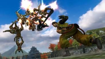 Sengoku Basara 3 Samurai Heroes Ieyasu Tokugawa PS3 Wii (7)