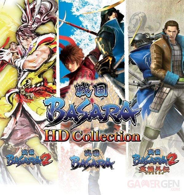 Sengoku Basara HD 14.05