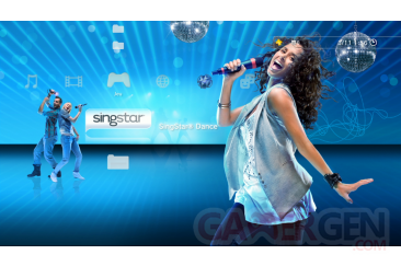 Singstar Dance  trophees PIC1 PS3 PS3GEN 01