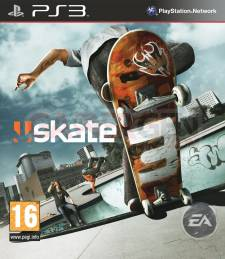 skate 3 cover ps3