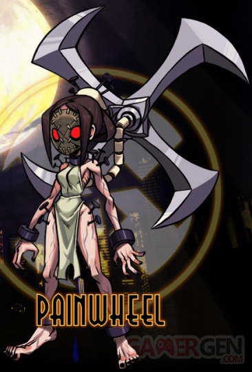 Skullgirls_personnage_Ms_Fortune_image_14122011_01.png Skullgirls_personnage_Painwheel_image_14122011_02