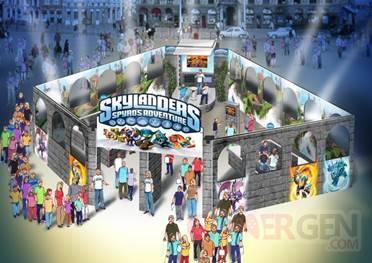 Skylanders Arena Tour