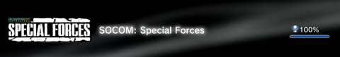 Socom special forces trophees FULL 1